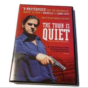 The Town Is Quiet. Brand new and sealed Gift ready